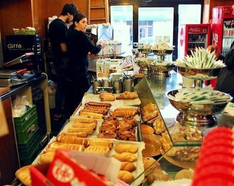 La colazione di ALFA E OMEGA