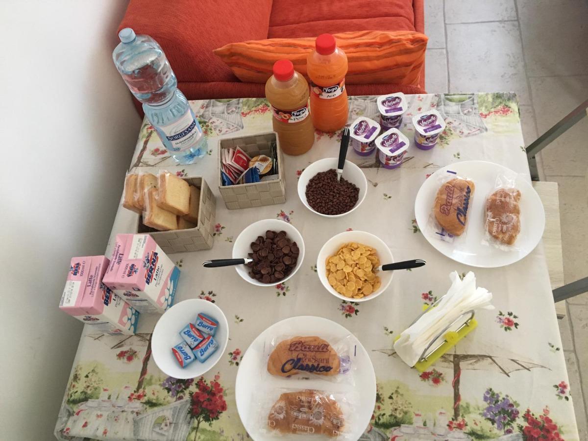 La colazione di BED BORGO ANTICO