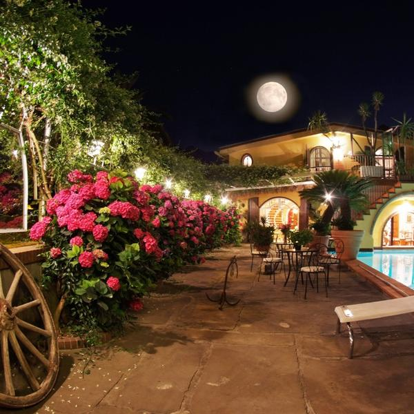 villa amalia resort