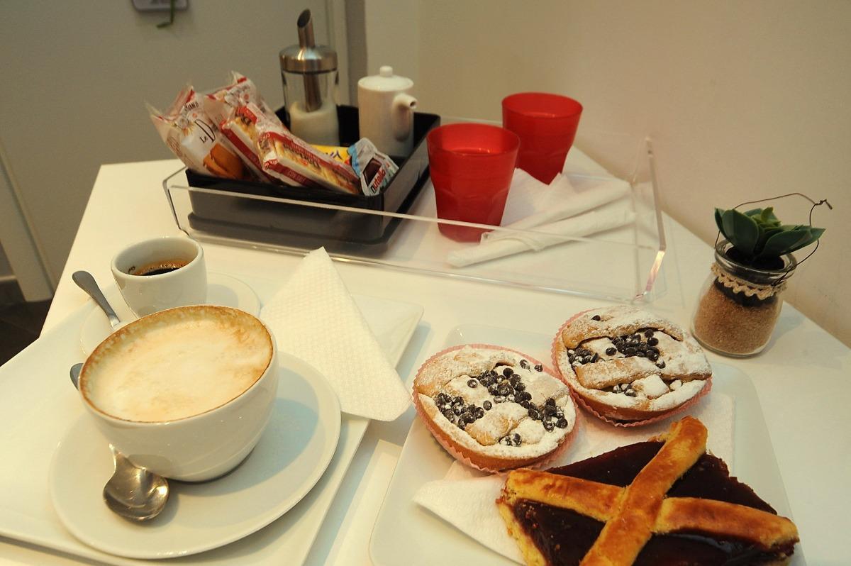 La colazione di ONETIME ROMA