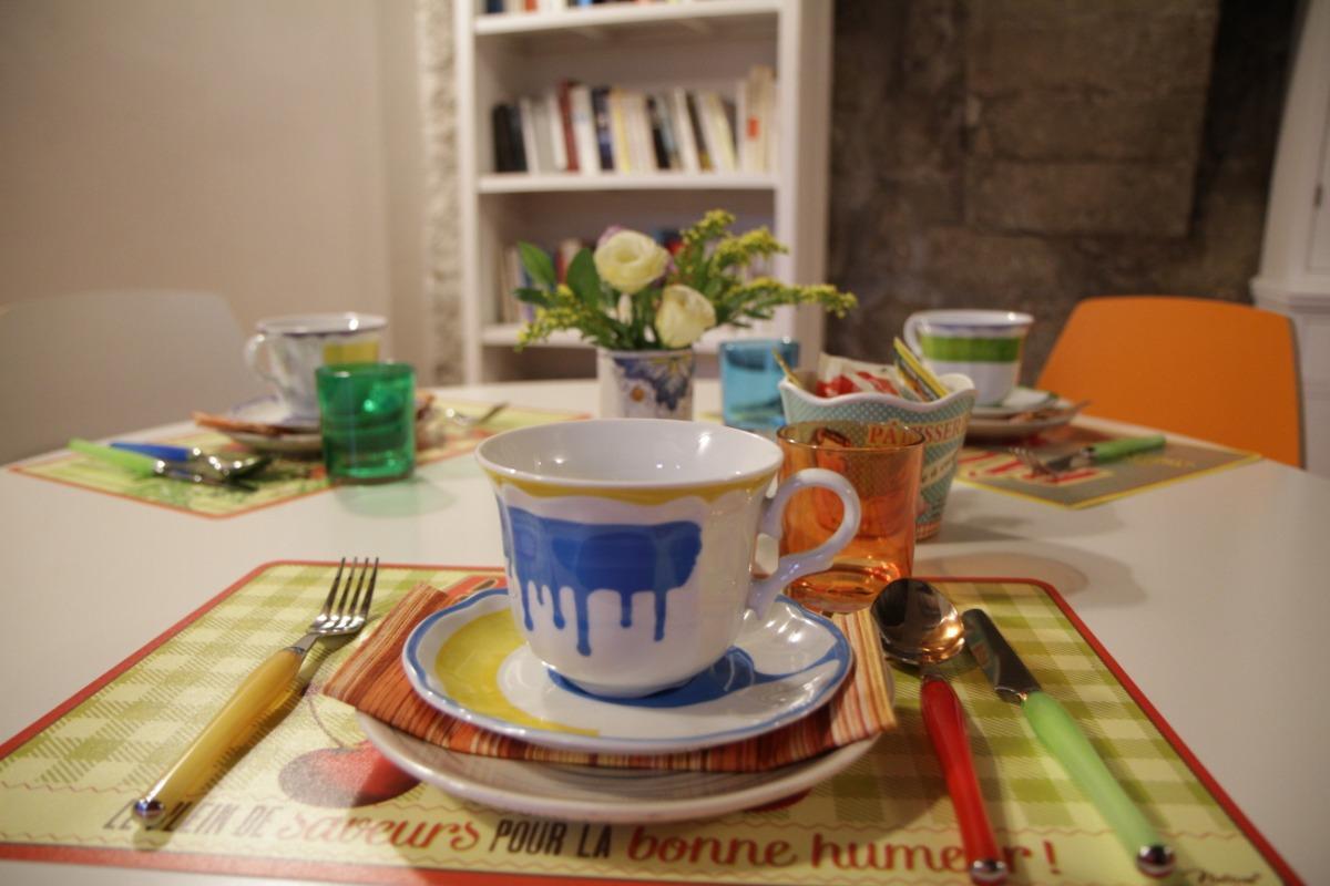 La colazione di AL LIBRO LETTO