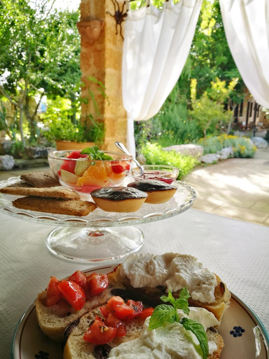 La colazione di BORGO DEL GALLO
