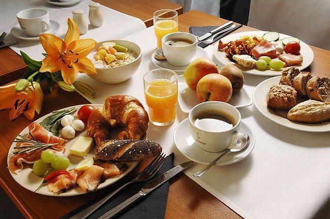 La colazione di B&B A DUE PASSI