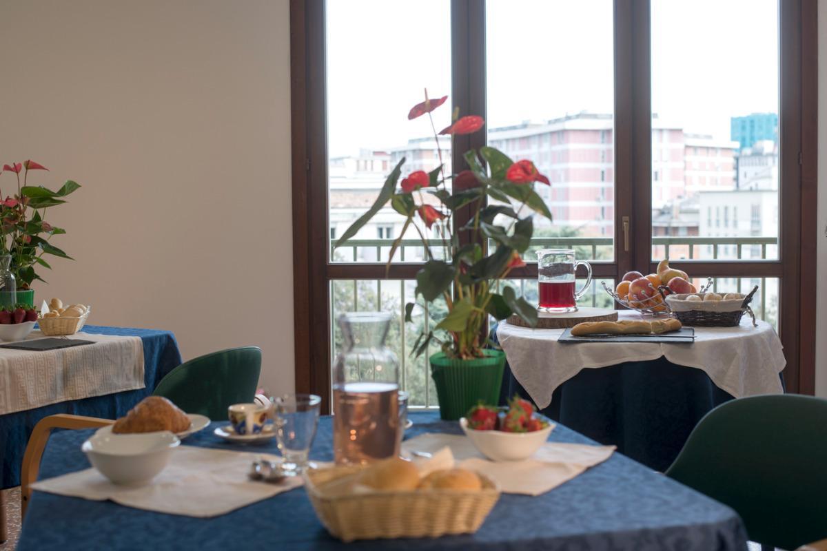 La colazione di CASA AL CARMINE