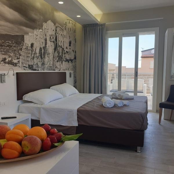 rooms dream tropea