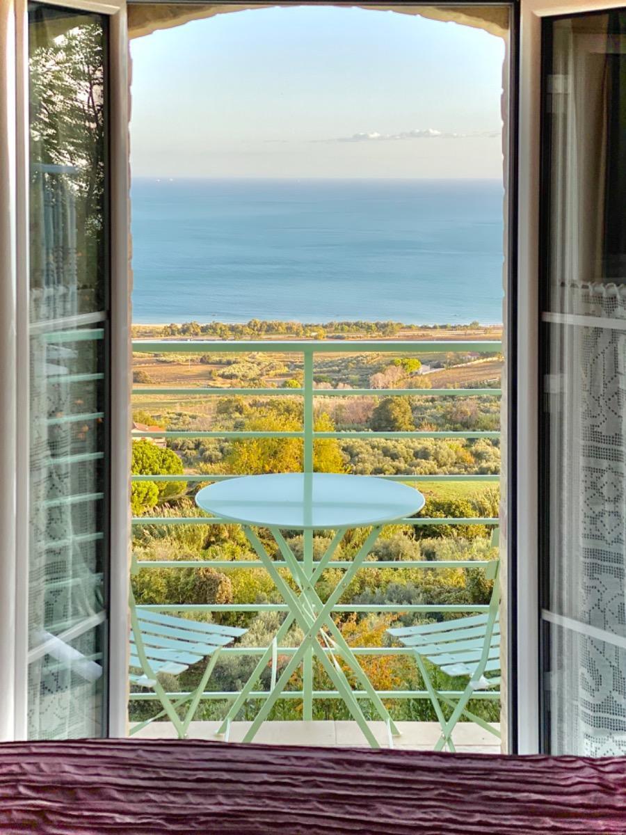Matrimoniale con balcone