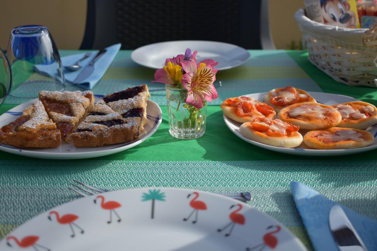 La colazione di S'APPRIGU B&B