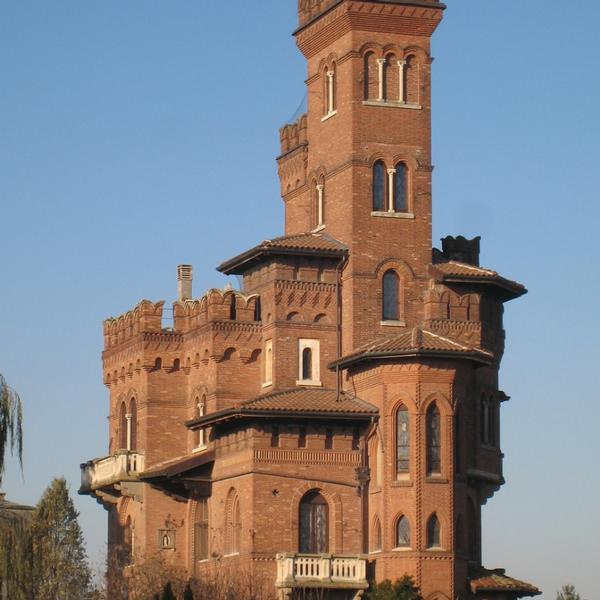 castello balzola