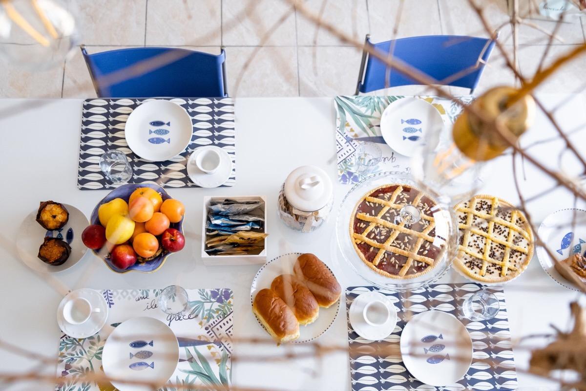 La colazione di LA CASA DEL TORREFATTORE
