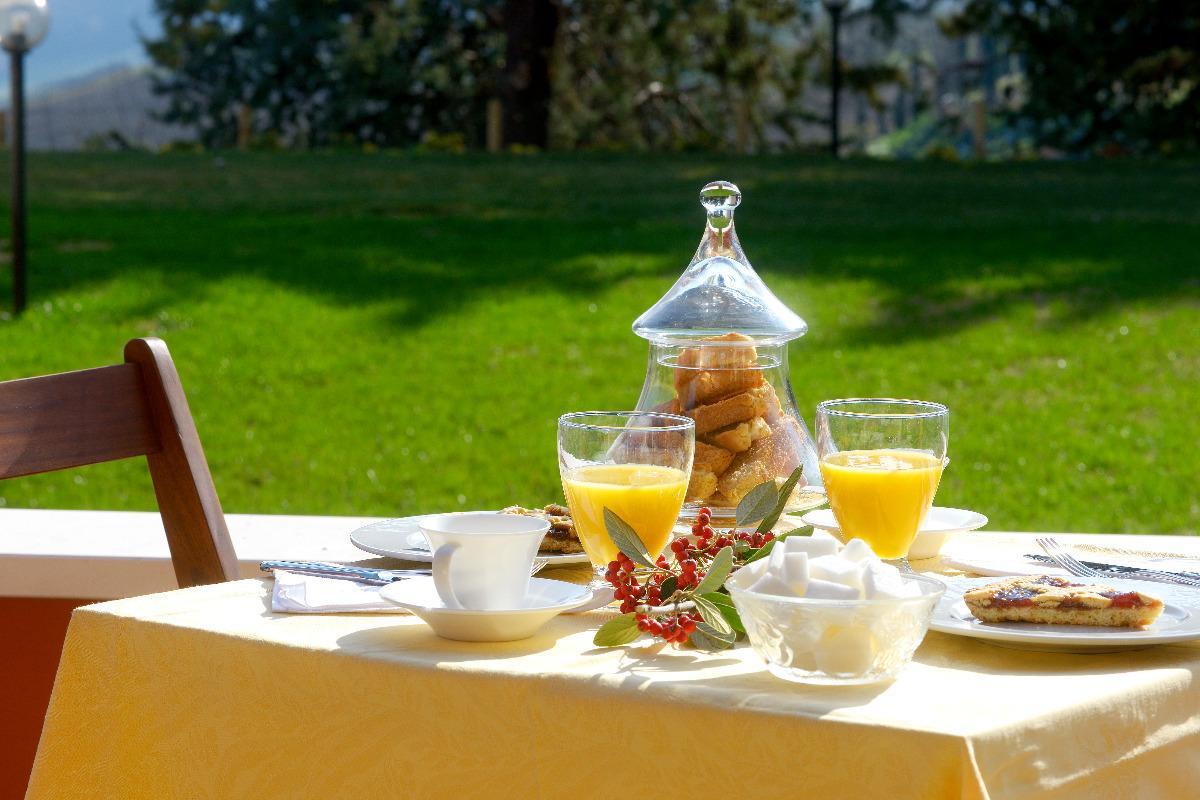La colazione di CONTADO SAN LORENZO