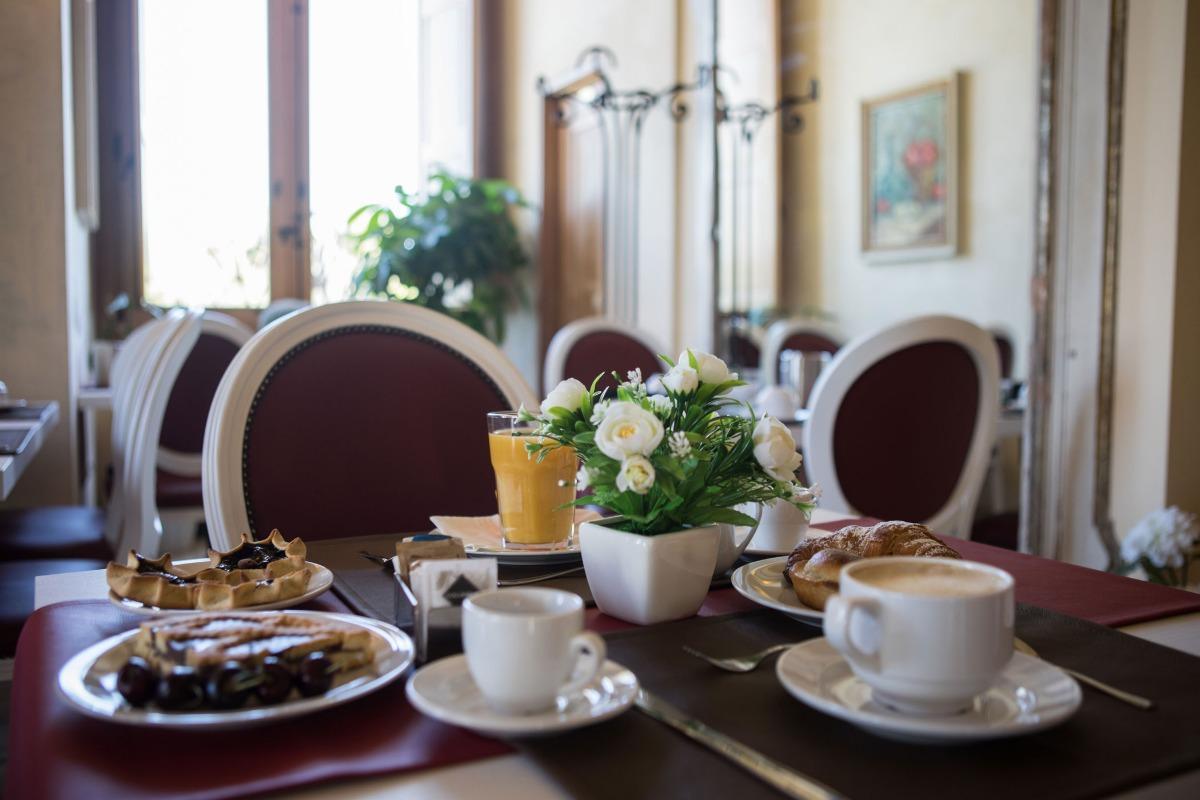 La colazione di CASTELLO CASTRIOTA SCANDERBEG