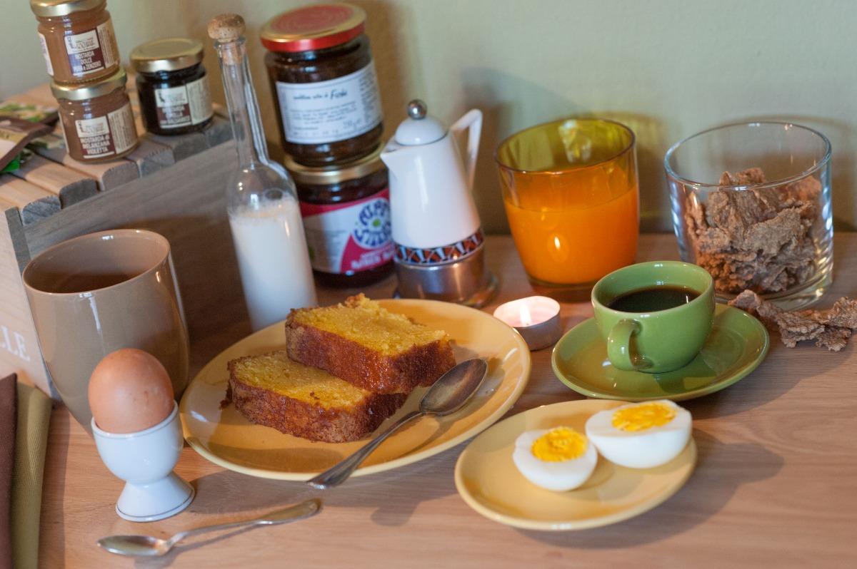 La colazione di B&B IL SOGNO