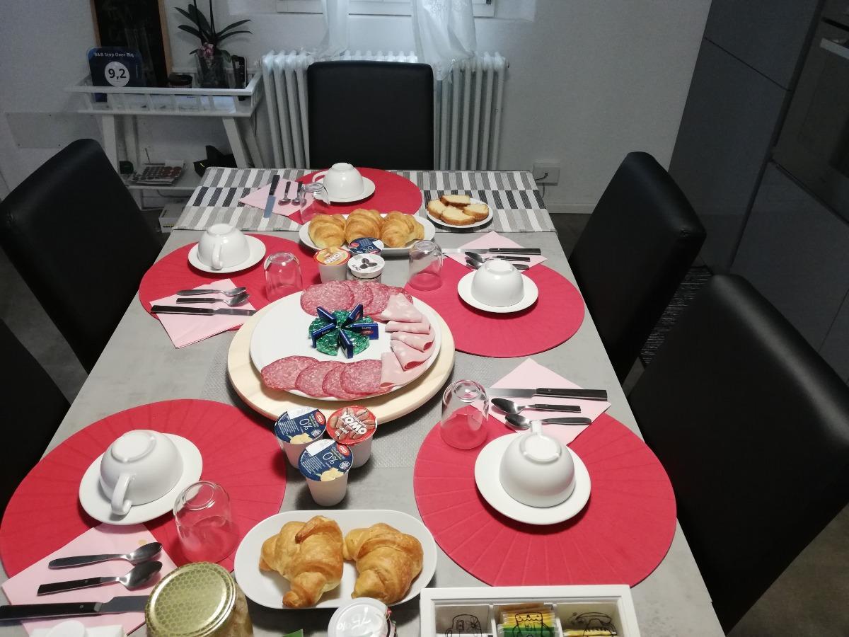 La colazione di STOPOVER BLQ