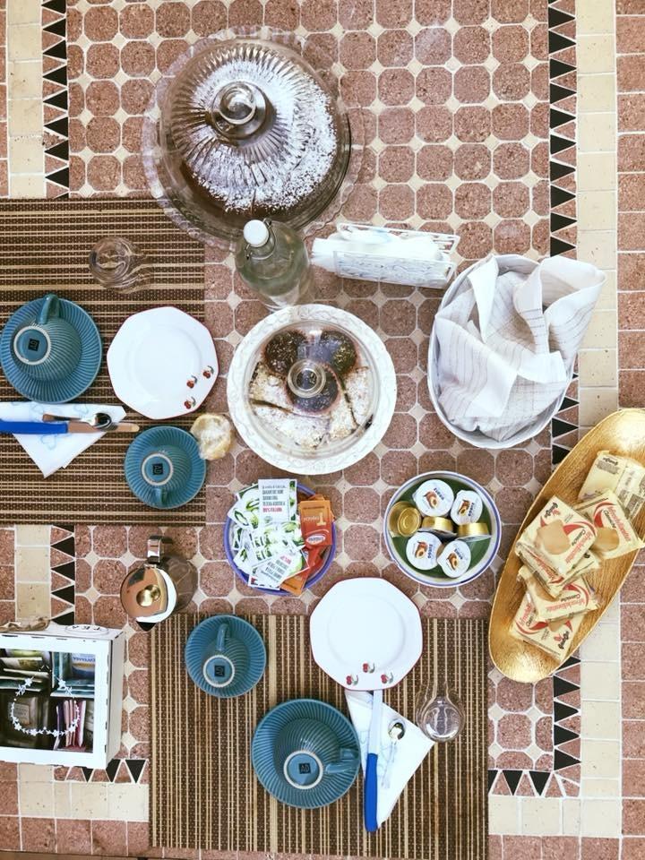 La colazione di IL SESTANTE B&B