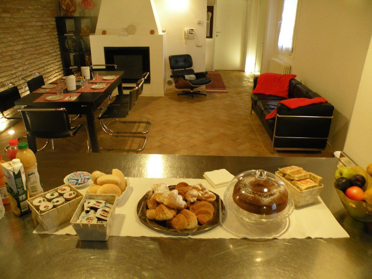 La colazione di B&B ARMONIE