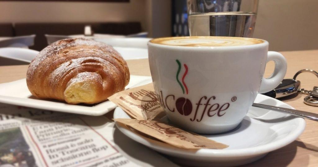 La colazione di SWEETY ROME GUESTHOUSE