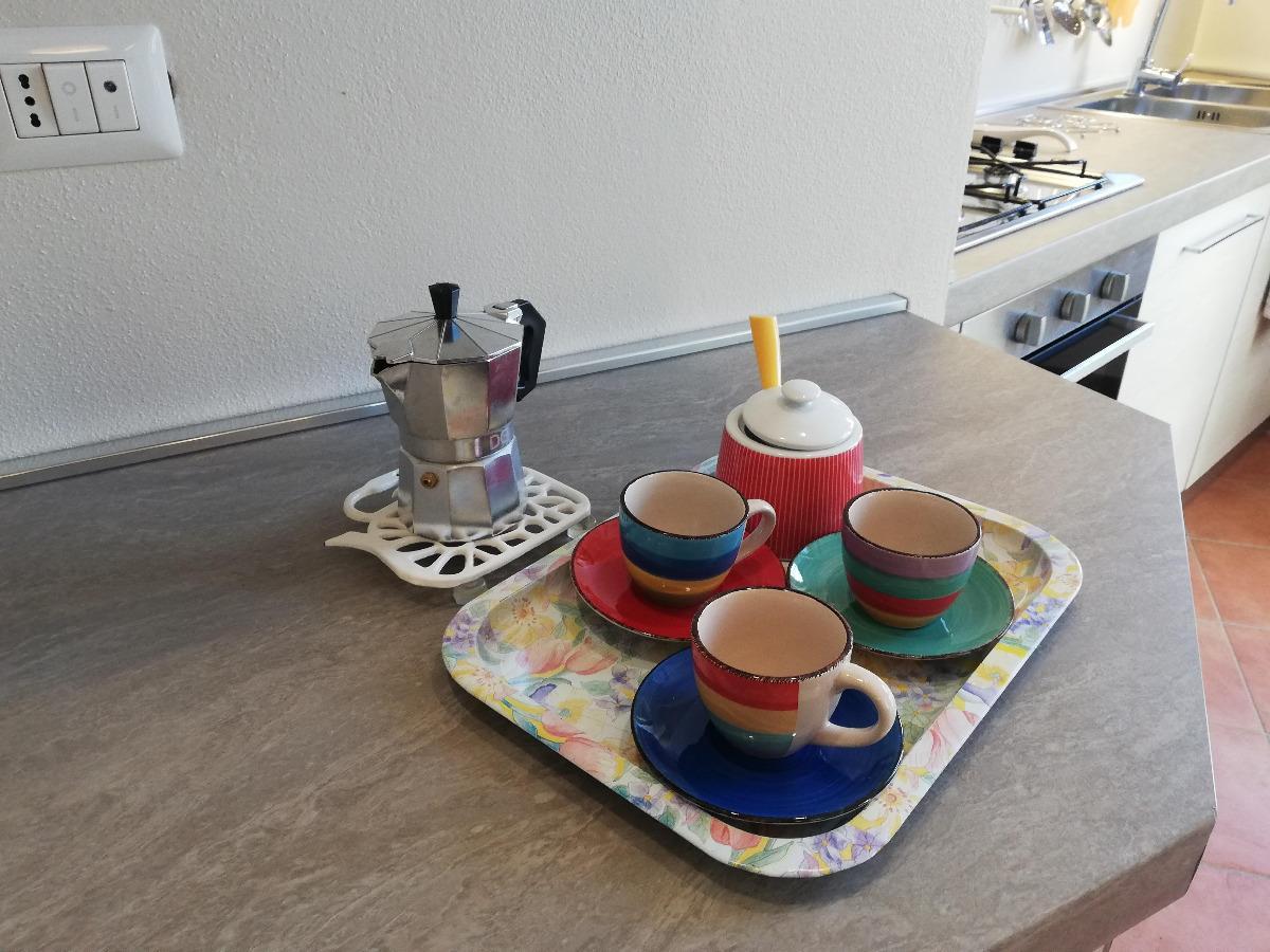 La colazione di CASA DI PIETRO ARETINO