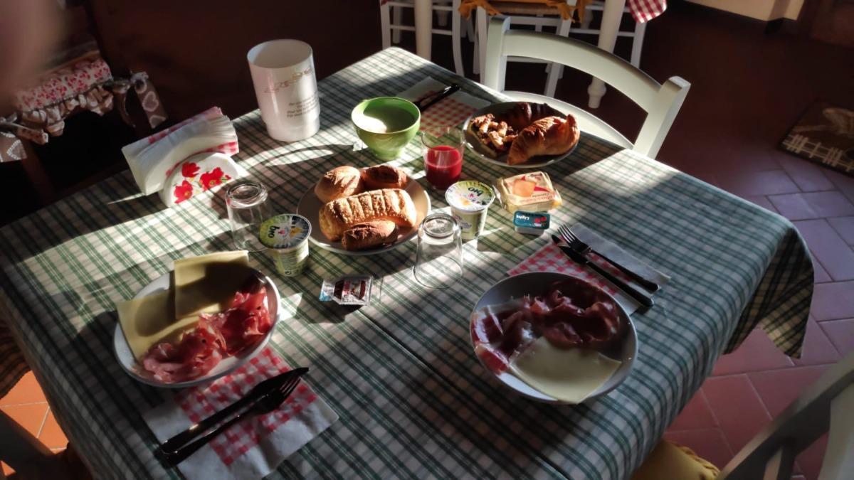 La colazione di B&B CASALISA