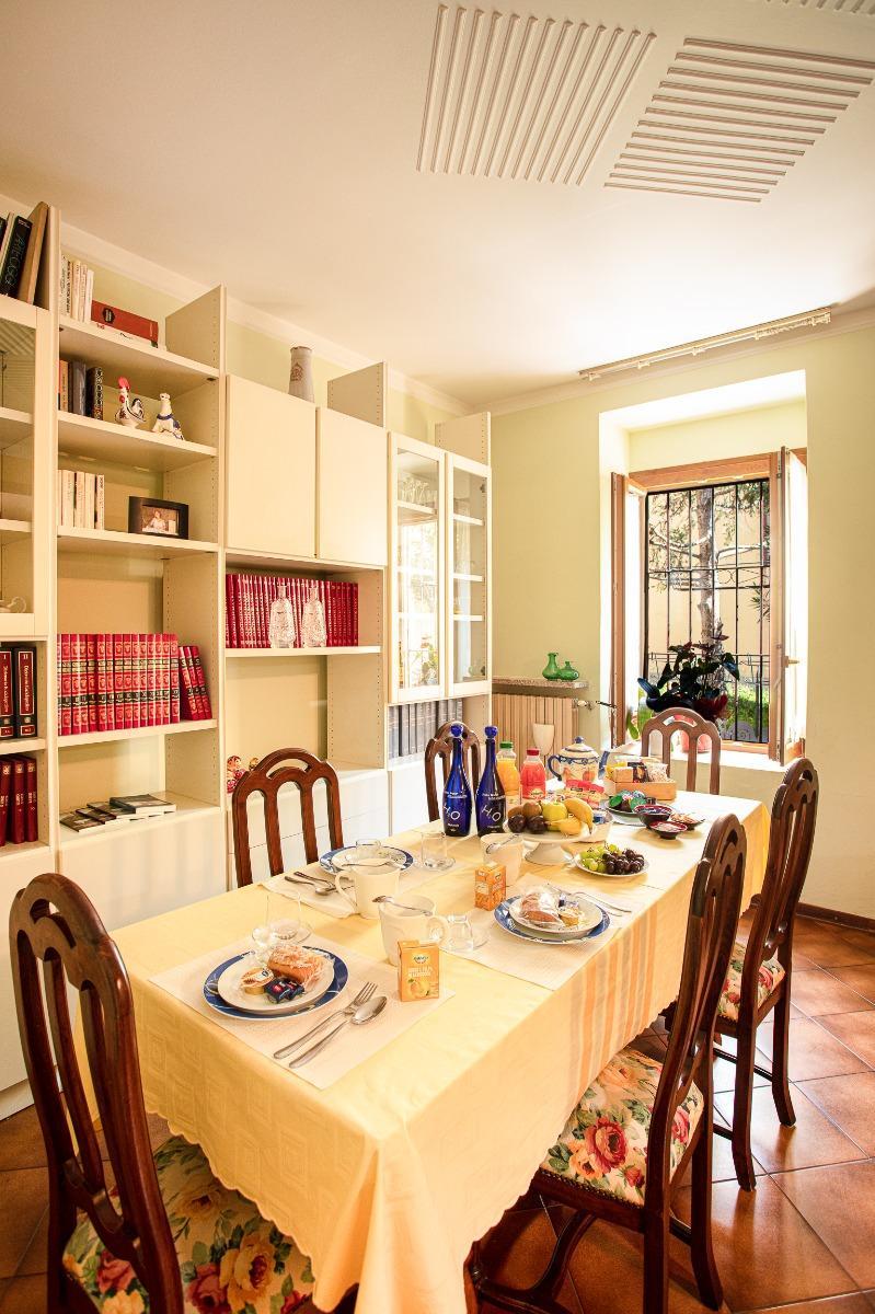 La colazione di LA CASA DEL NONNO