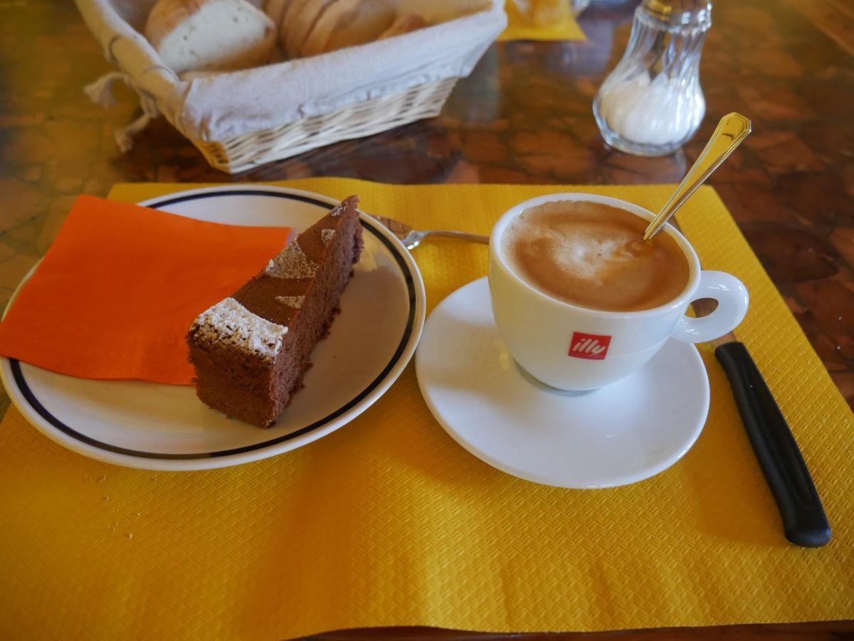 La colazione di SA TUERRA