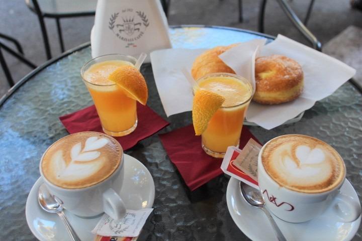 La colazione di VICTORY ROOMS ROME