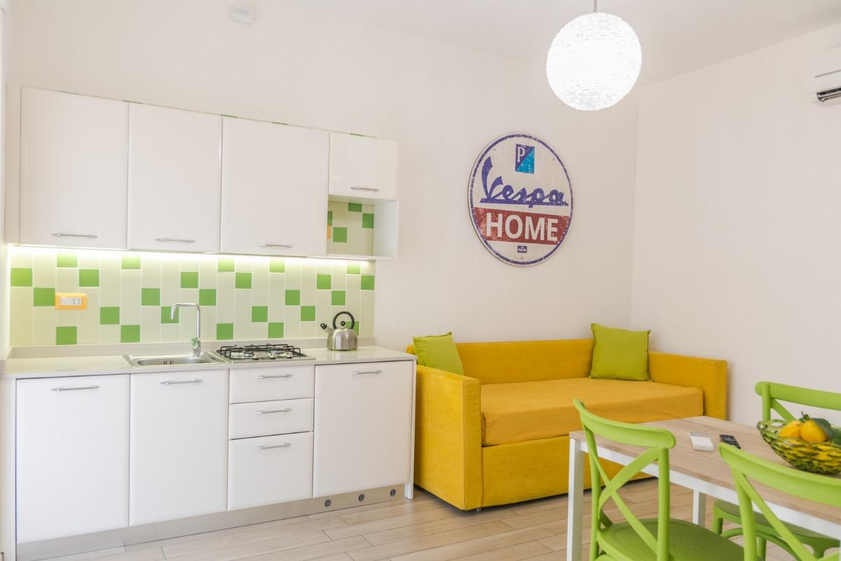 Vespa Apartment 3