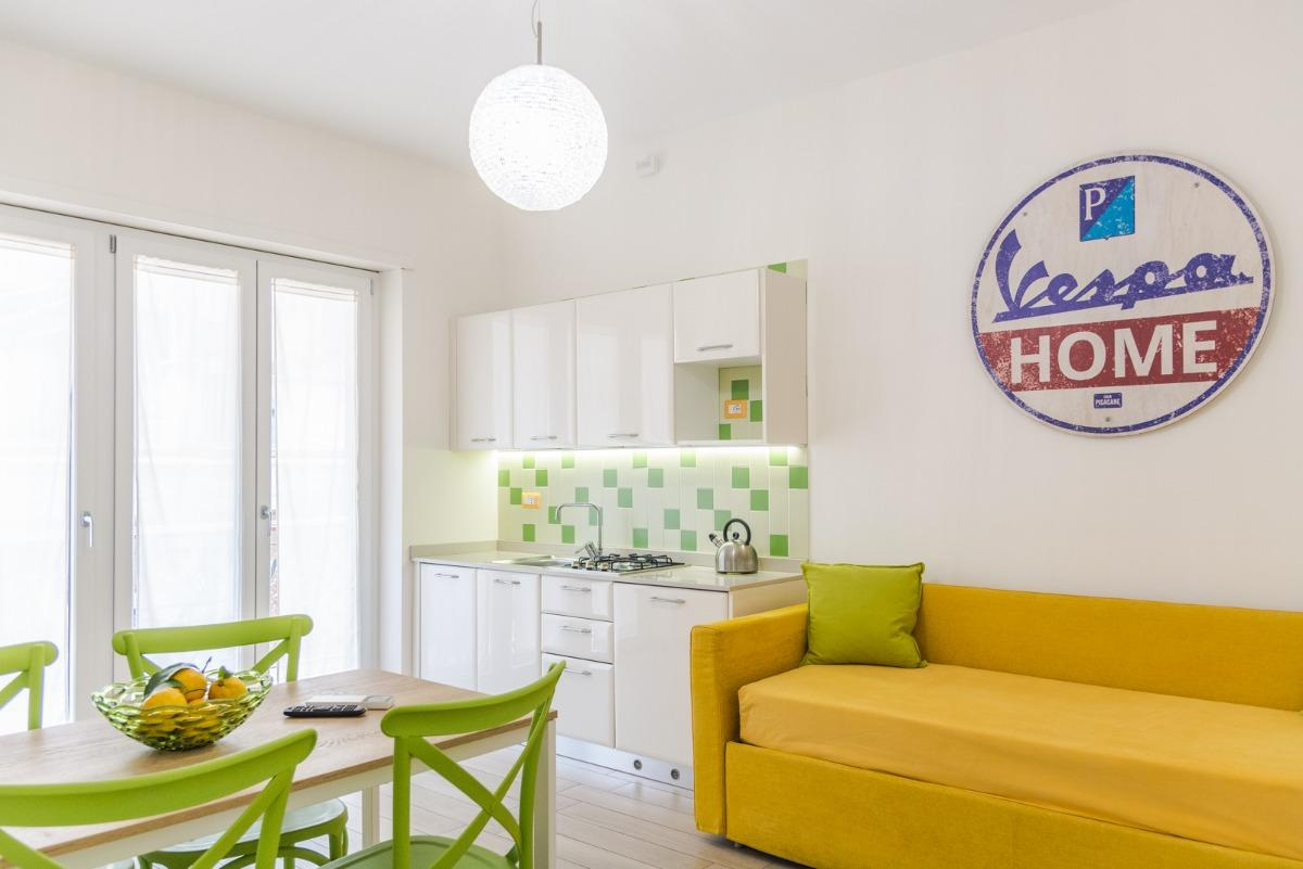 Vespa Apartment 4
