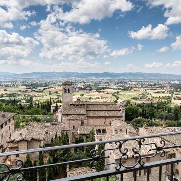assisi panoramic rooms