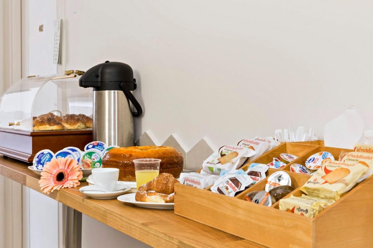 La colazione di ROMA TALENTI FUCINI