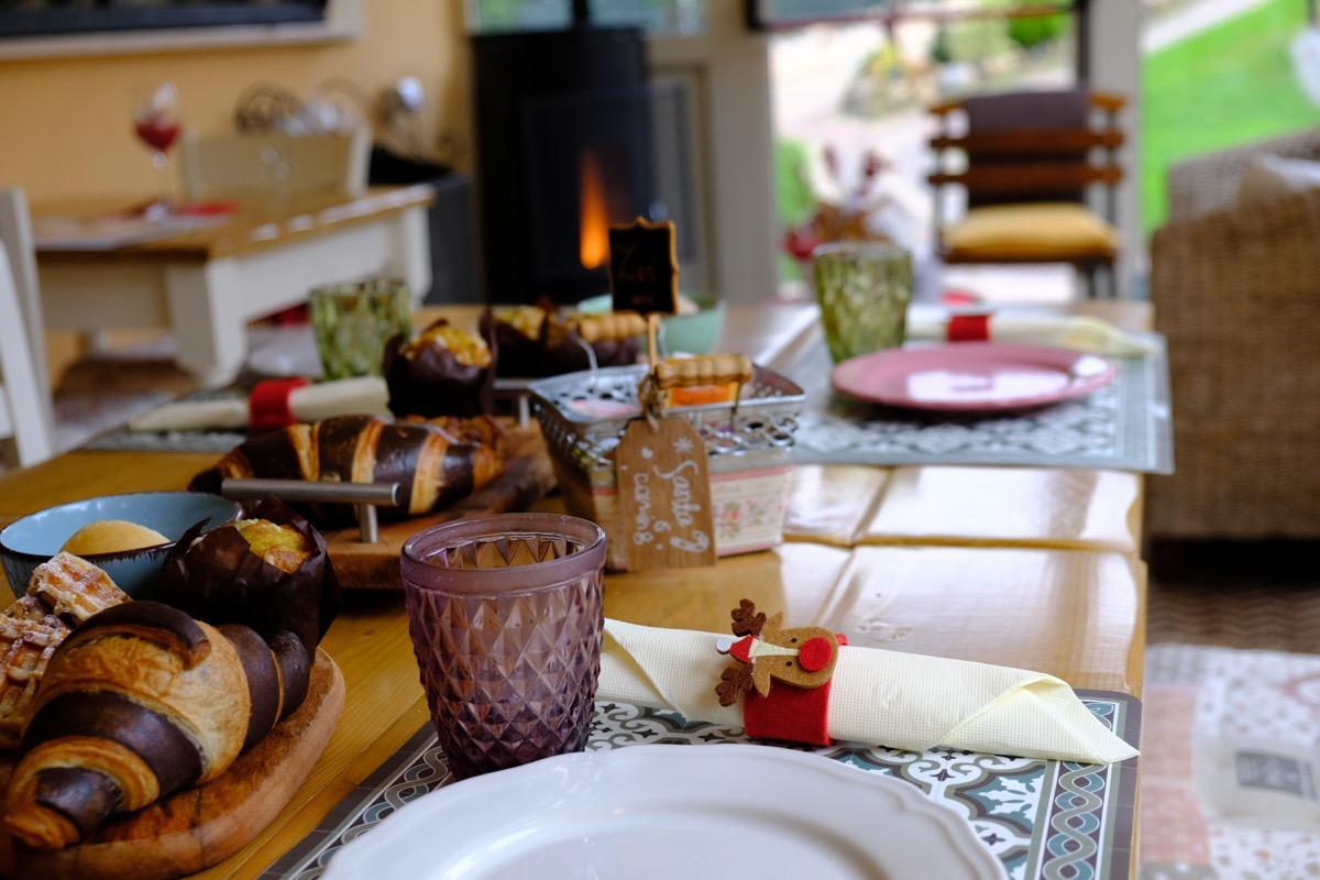 La colazione di PEPEROSA IN COLLINA