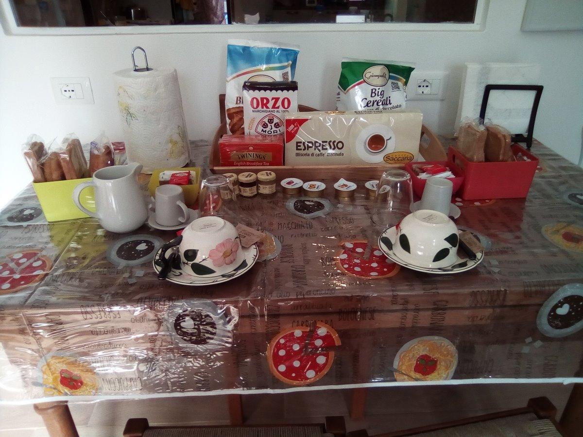 La colazione di A CASA DI MELY