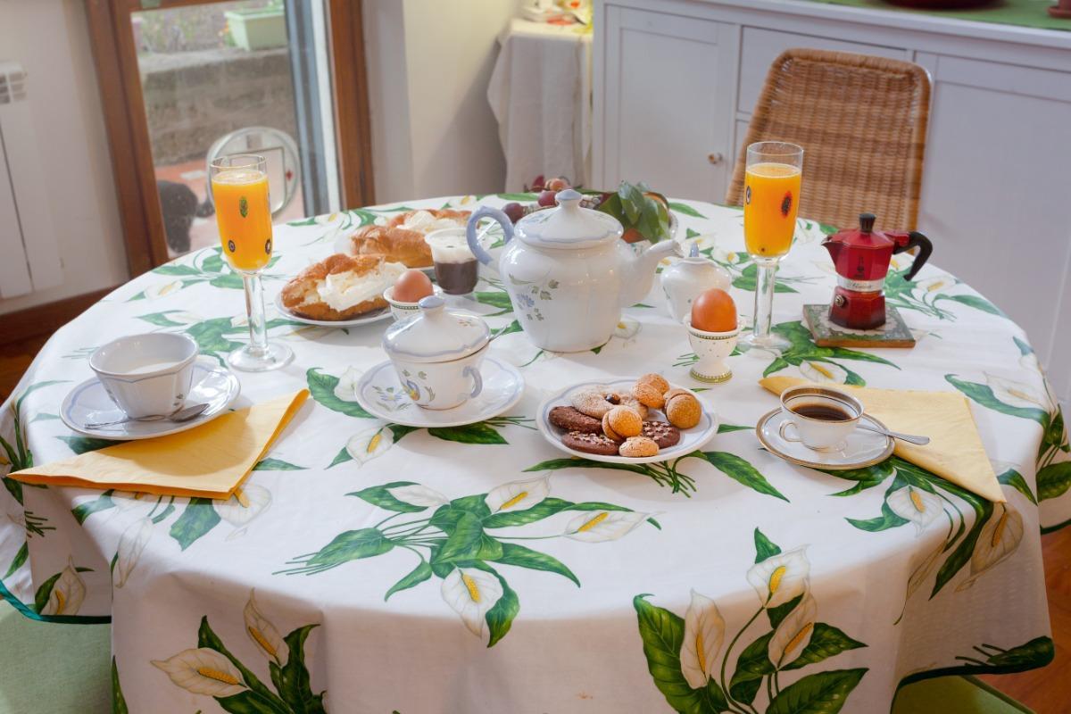 La colazione di APPIA FELIS