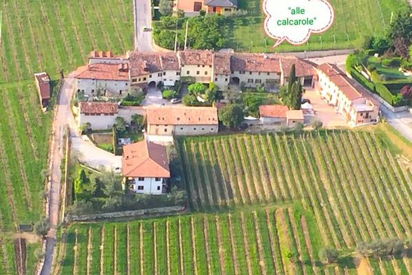 Bed & Breakfast Alle Calcarole