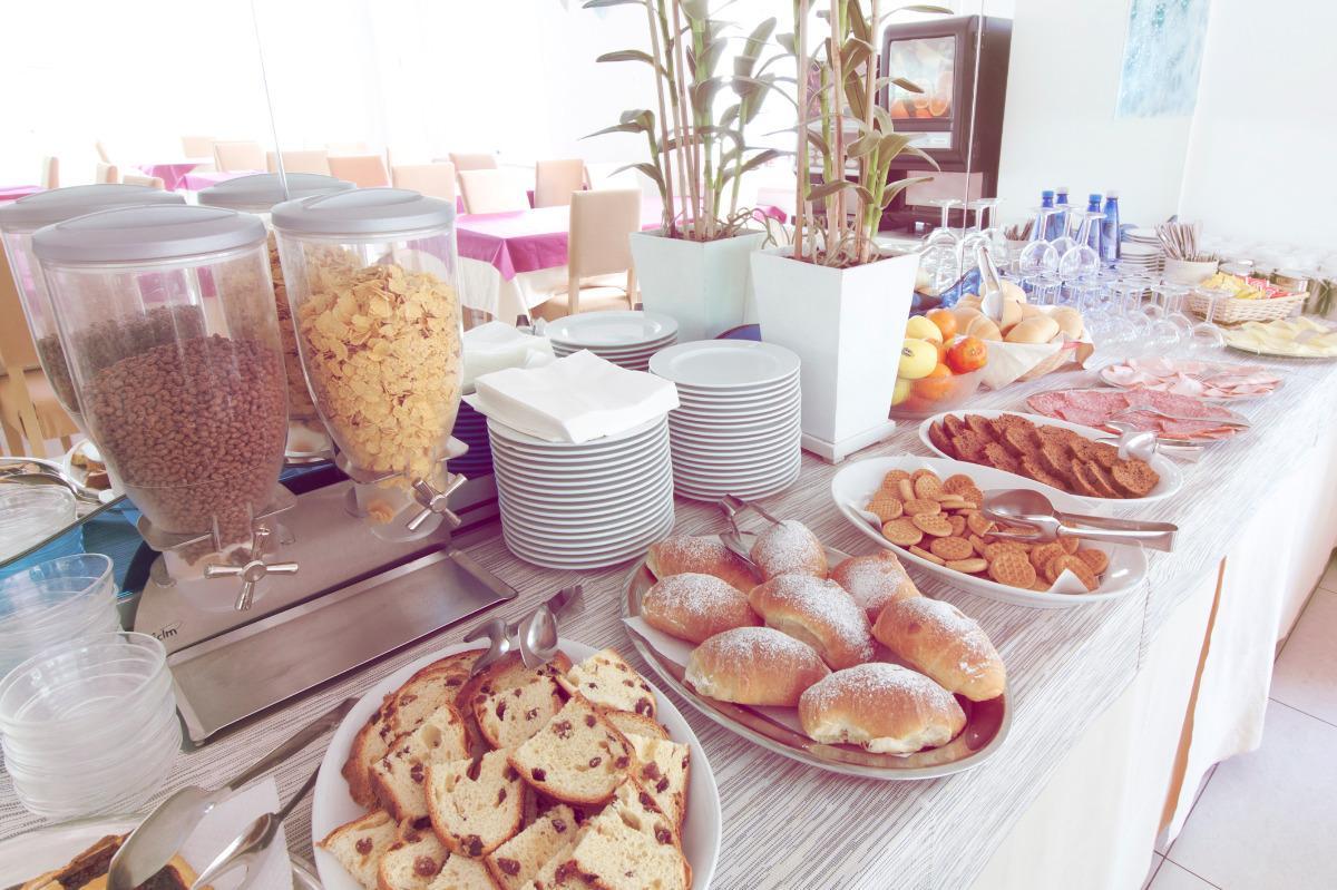 La colazione di ARIA DI MARE