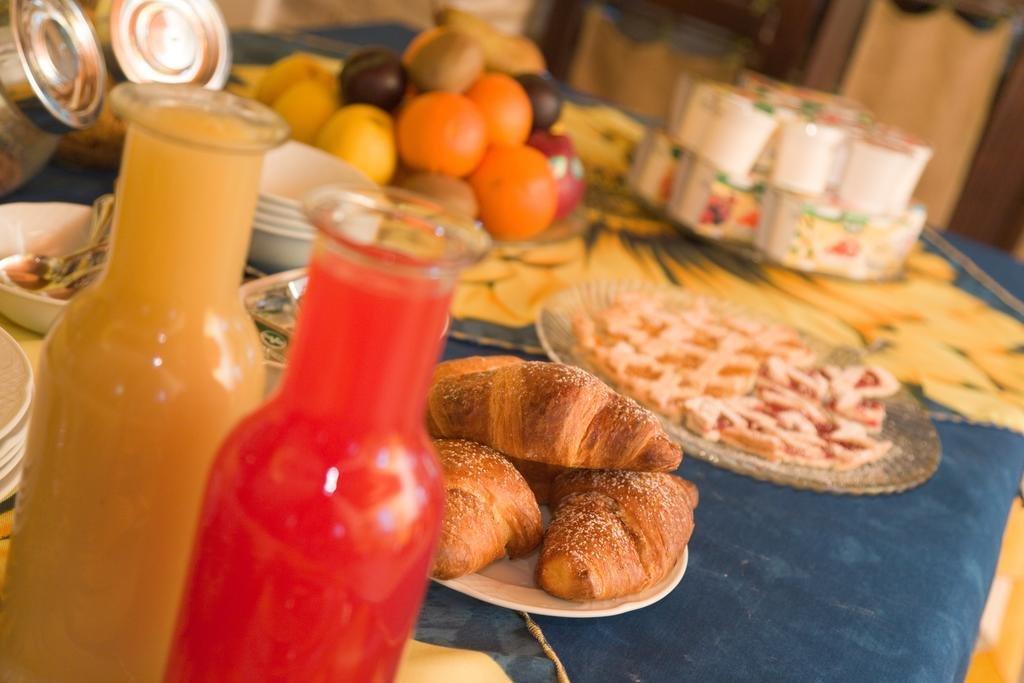 La colazione di IL GIRASOLE COUNTRY HOUSE