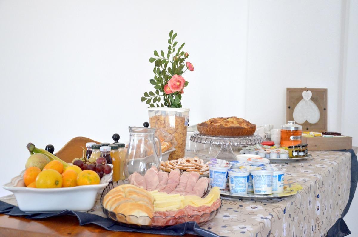 La colazione di VILLA BIANCA