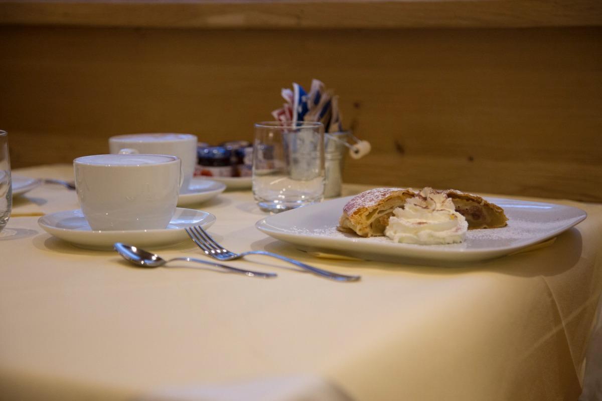La colazione di B&B DAINA HAME
