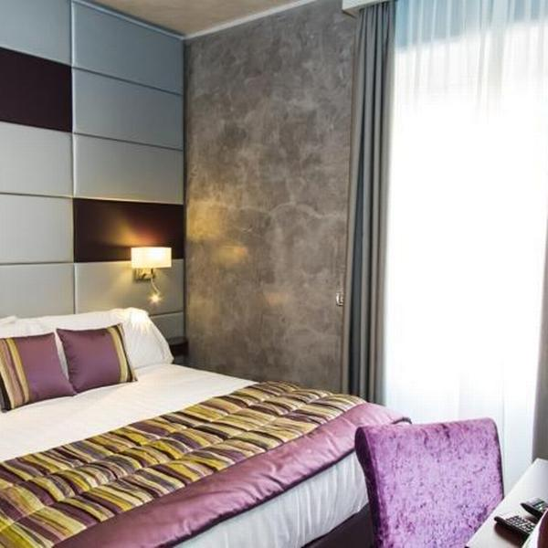 vaticano julia luxury rooms