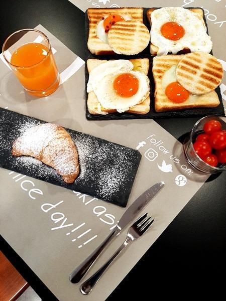 La colazione di HOTEL ORIGINALE