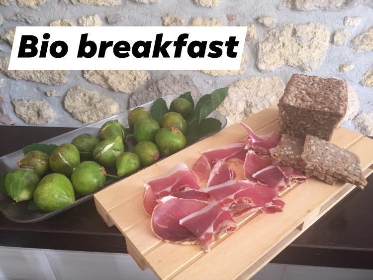 La colazione di VILLA NAUMANNI