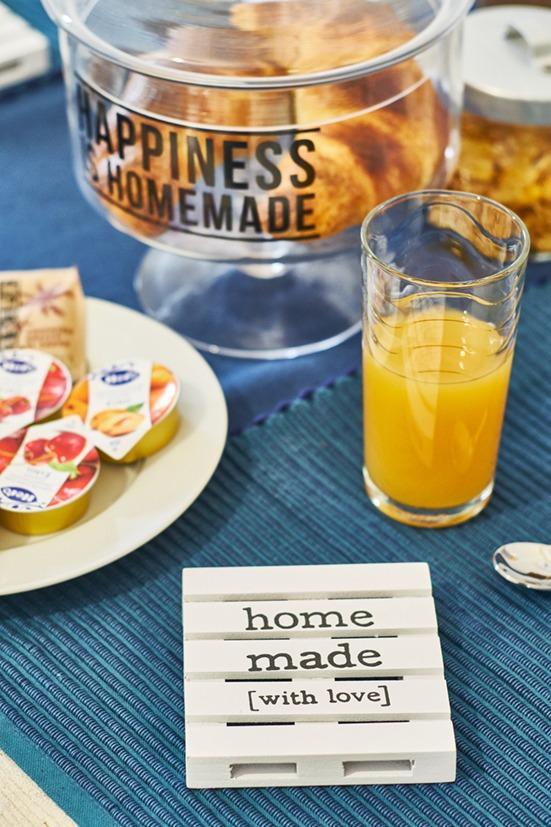 La colazione di NEBBIALUCE B&B