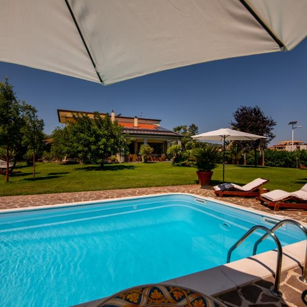 villa tigli luxury