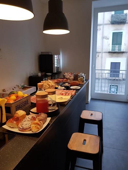 La colazione di ART STREET HOTEL