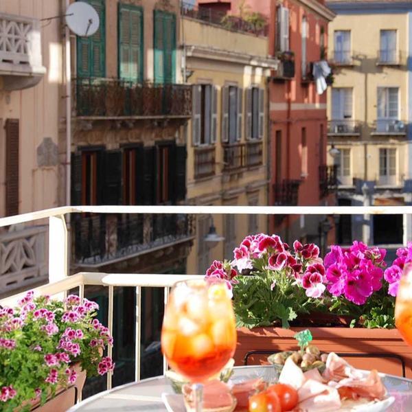 centro storico via sassari accommodation