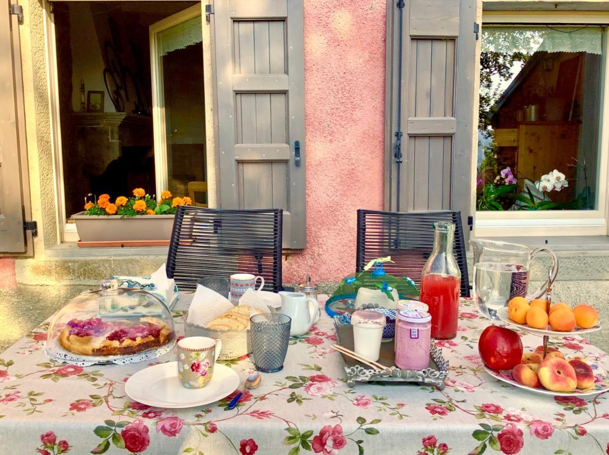 La colazione di FONTE LE BUCHE