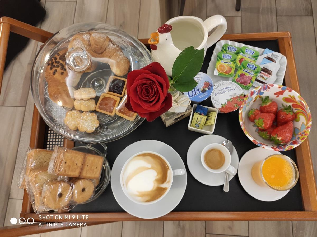 La colazione di CIVICO29 ROOMS&BREAKFAST