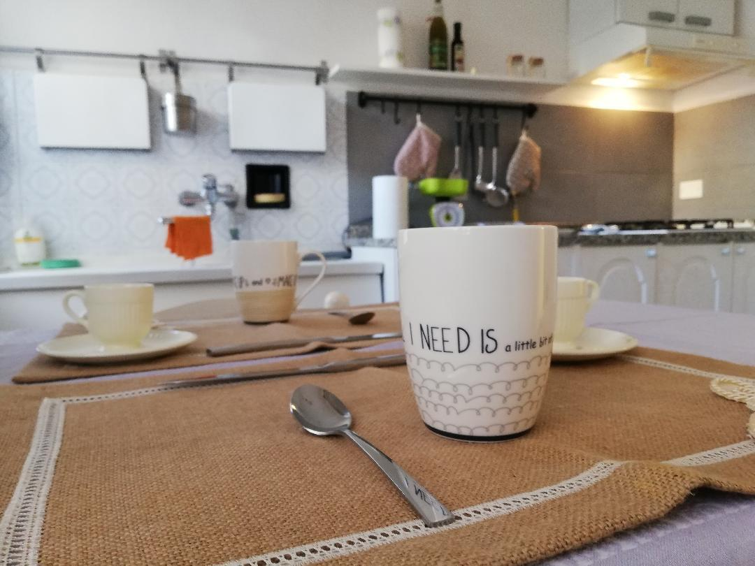 La colazione di CASA DIOMEDE