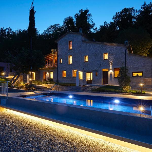 le cune country house
