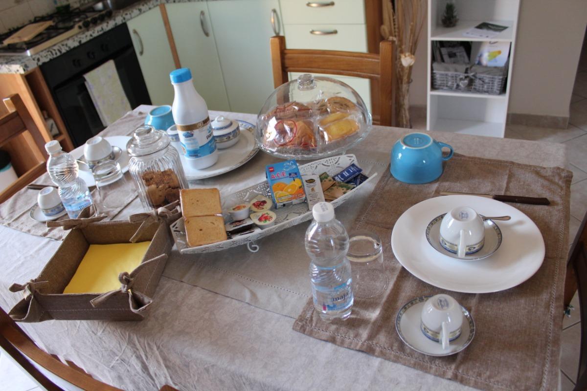 La colazione di IL QUADRIFOGLIO