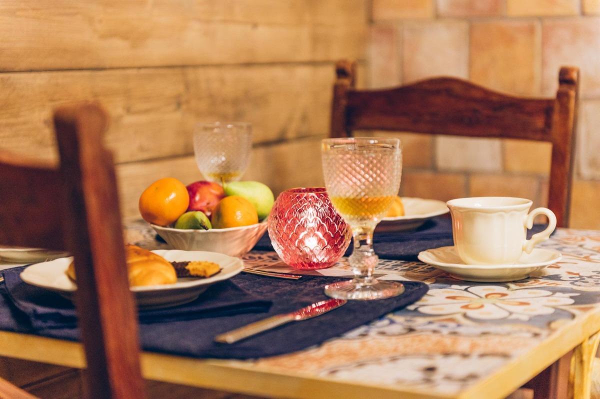 La colazione di AQUILA D'ORO TRIESTE ROOMS